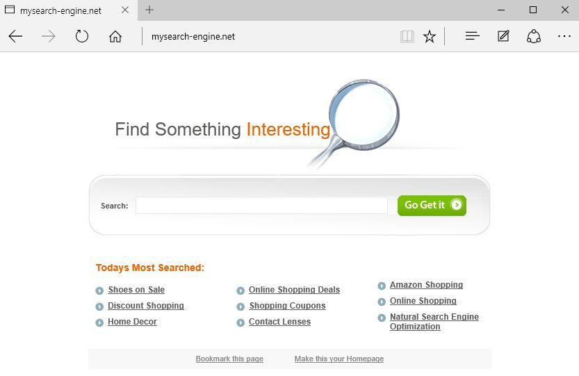 mysearch-engine.net virus