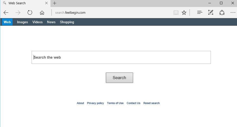 search.feelbegin.com Windows and Apple Mac OS X