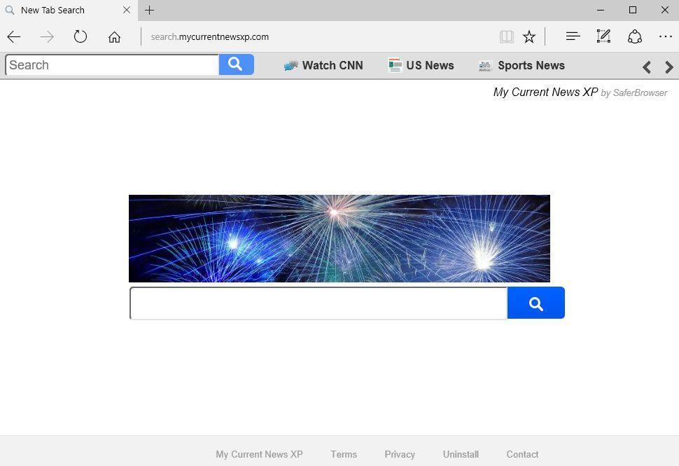 search.mycurrentnewsxp.com virus
