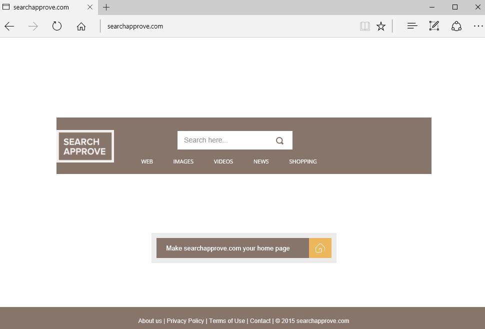 searchapprove.com virus