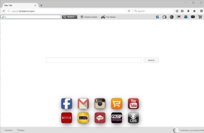Search.timkiemvn.com virus