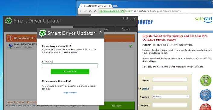 driver downloader 4 license key download