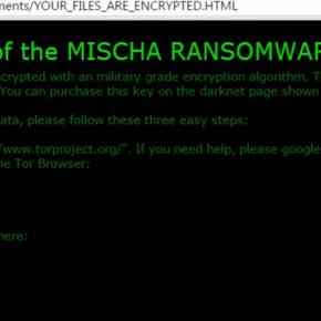 MISCHA Virus