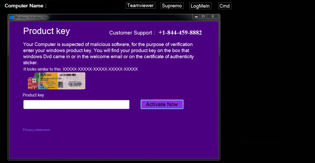 Remove windows activation pro virus call for support scam windows activation pro virus ccuart Choice Image