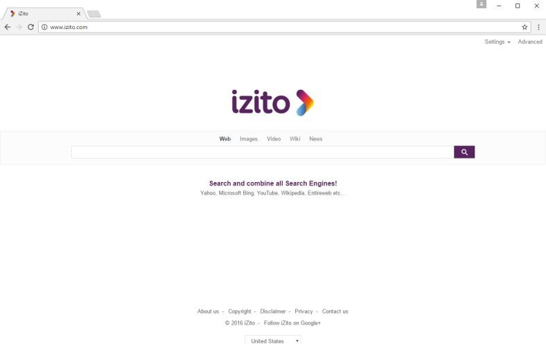 izito.com virus
