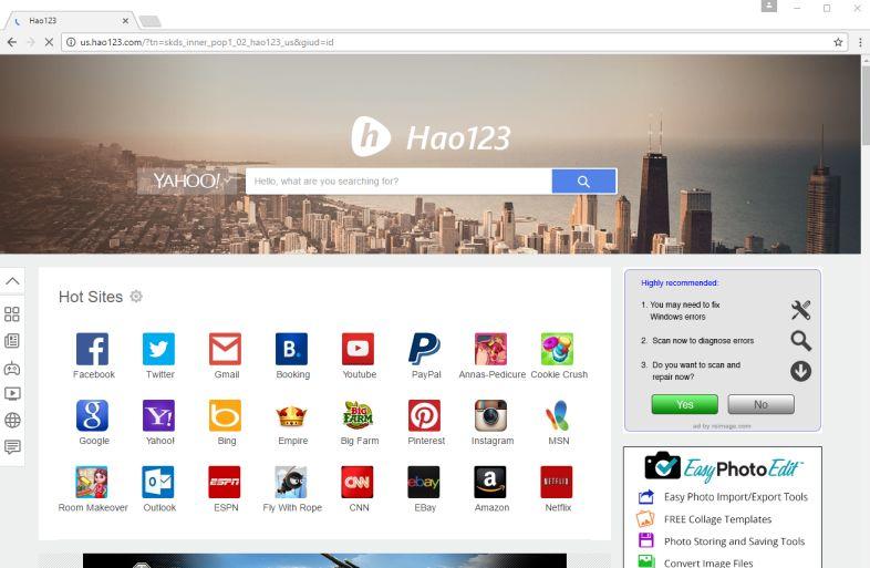 us.hao123.com virus