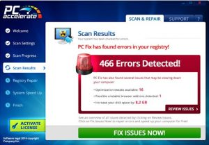 How to remove PC Accelerate Pro Adware (Virus Removal Guide)