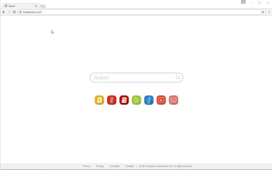 Tvtabsearch.com Virus