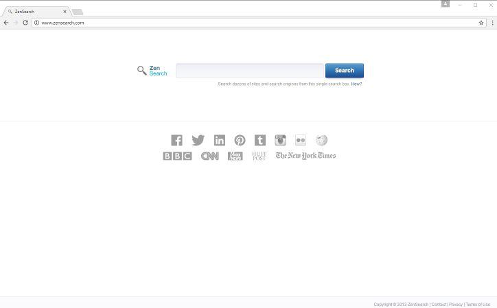 ZenSearch.com virus