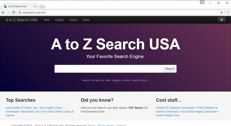 atozsearch-usa.com virus