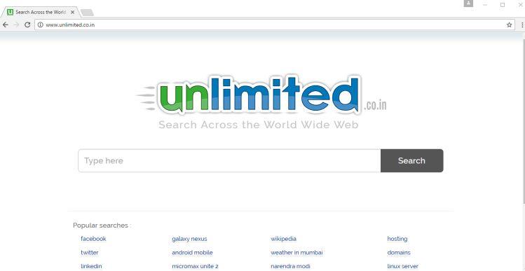 www.unlimited.co.in virus