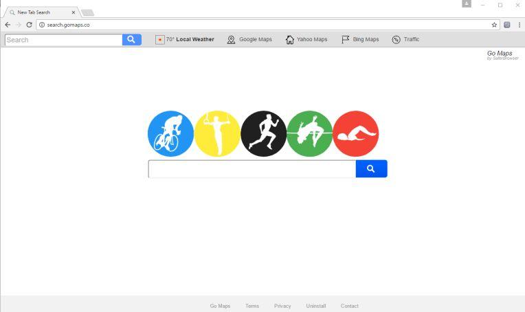 Search.gomaps.co virus