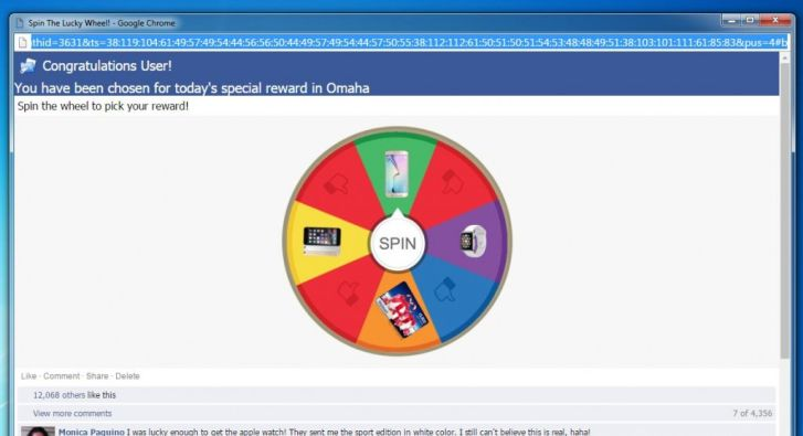 socialprizes.online redirect