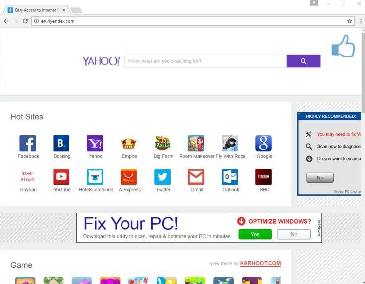 En.4yendex.com Virus