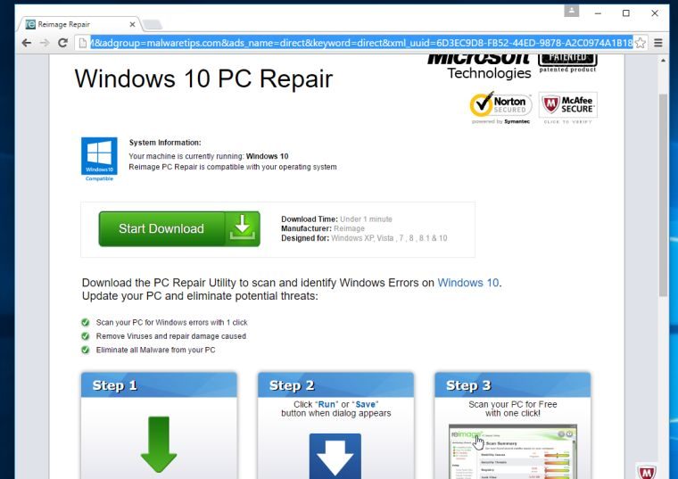 Remove Hop brazeoverrode com pop-up ads (Virus Removal Guide)