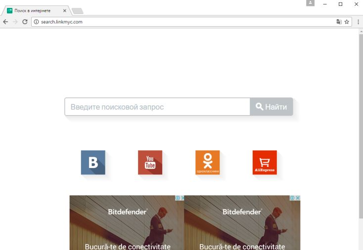 Search.linkmyc.com virus
