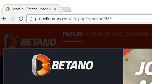 Propellerpops.com Virus