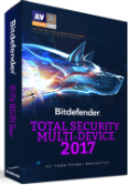 Bitdefender Total Security Multi-Device 2017 Giveaway