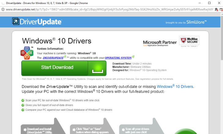 How to remove DriverUpdate net Pop-up Ads (Virus Removal Guide)