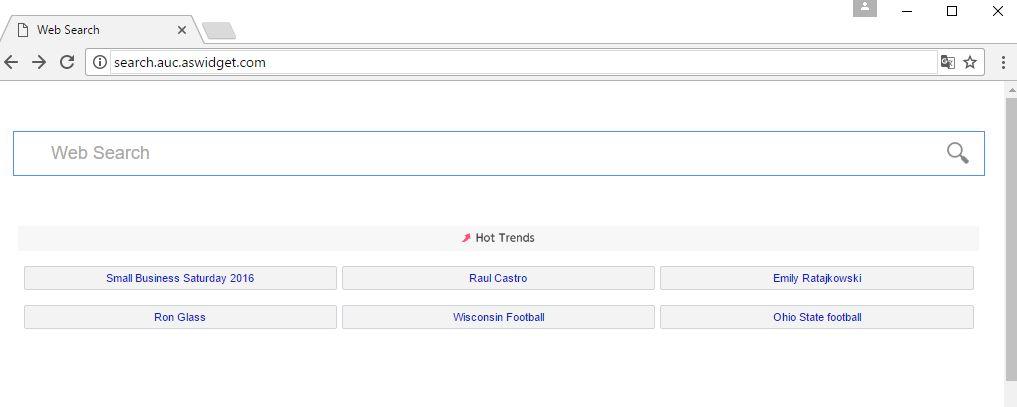 Search.auc.aswidget.com virus