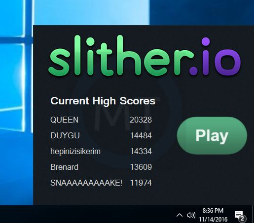slither.io app download pc