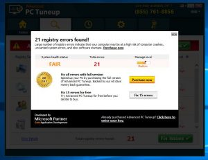 How to remove Advanced PC Tuneup (Uninstall Guide)