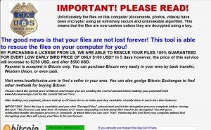 Remove CIA Special Agent 767 virus (Unlock Windows – Removal Guide)