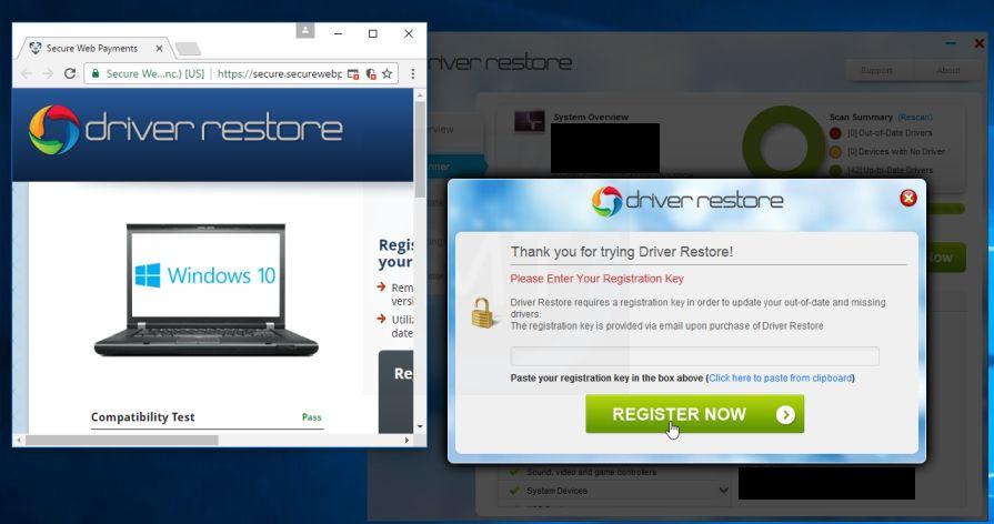driver restore serial download