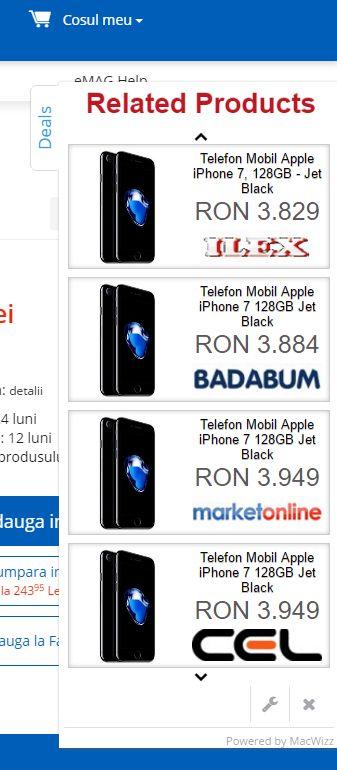 Ads by MacWizz virus Mac OS