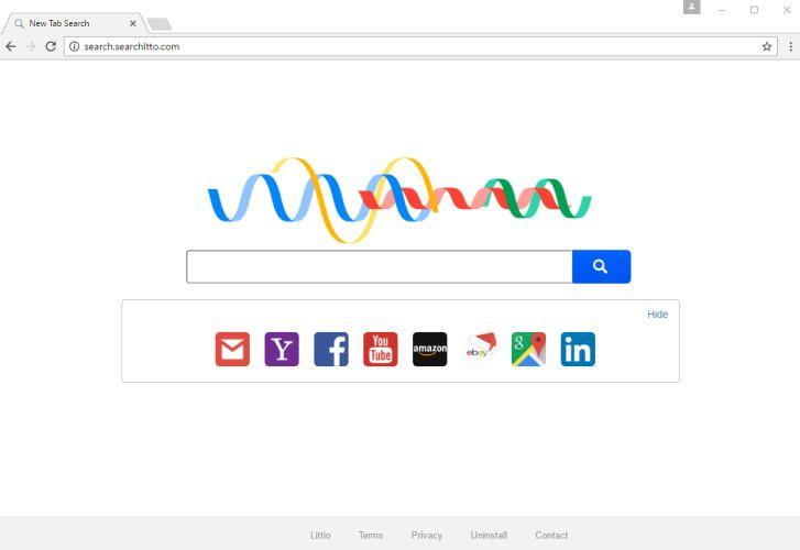 Search.searchltto.com virus