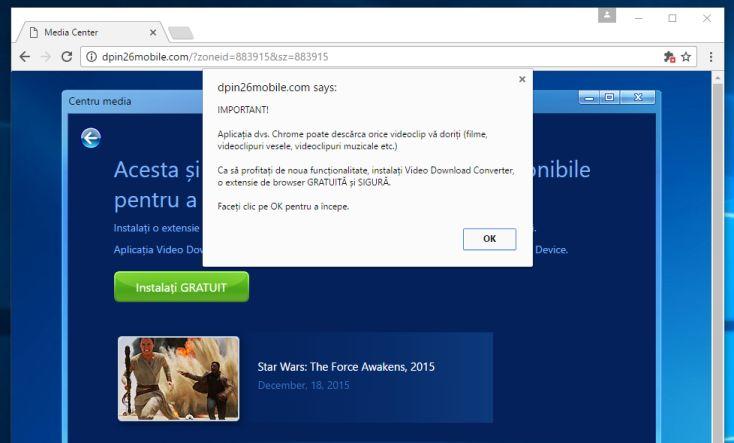 dpin26mobile.com virus