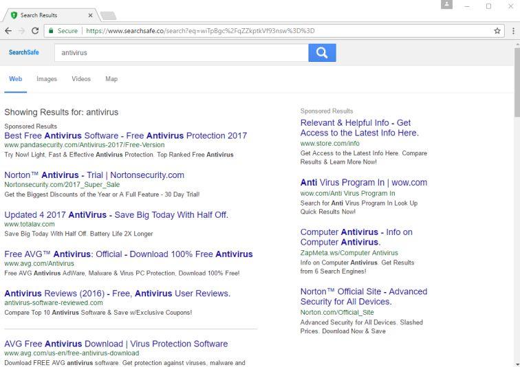 www.searchsafe.co virus
