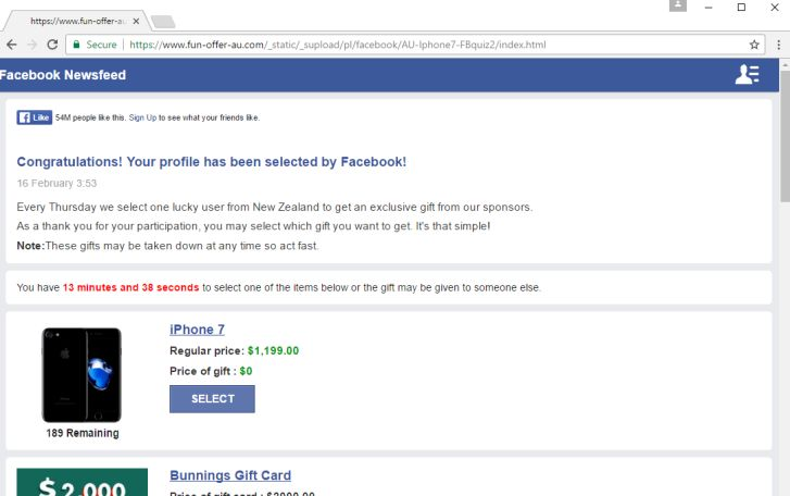 How to remove profile picture from facebook