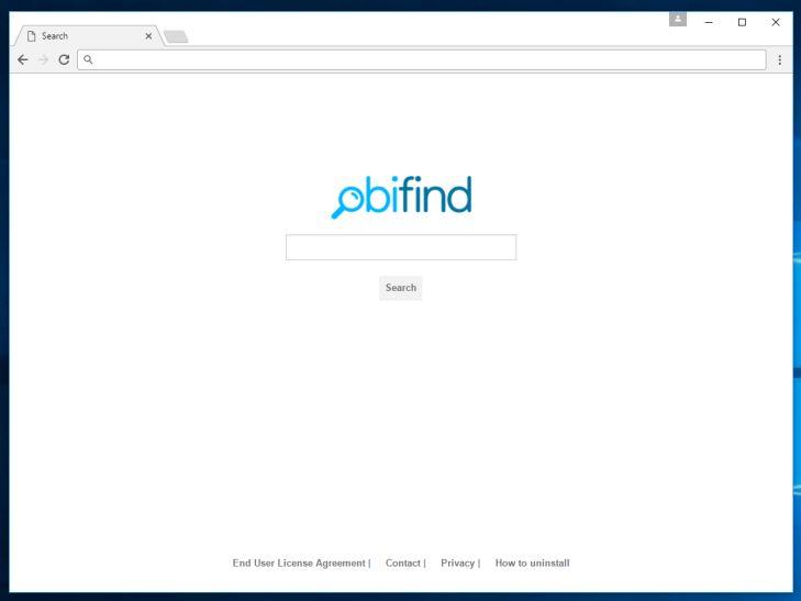Obifind.com virus