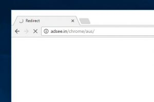 How to remove Adsee.in/chrome/aus redirect (Virus Removal Guide)
