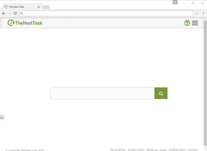 TheNextTask.com redirect virus