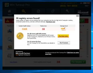 How to remove Win Tuneup Pro (Windows Removal Guide)