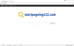 How to remove Startpageing123 virus (Chrome, Firefox, IE and Edge)