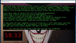 How to remove Jokers House ransomware (Virus Removal Guide)