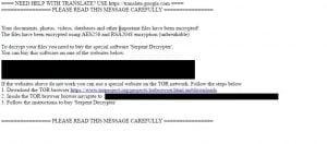 Remove Serpent Ransomware (README_TO_RESTORE_FILES Files Encrypted)
