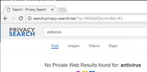 Remove Search.privacy-search.net redirect (Virus Removal Guide)