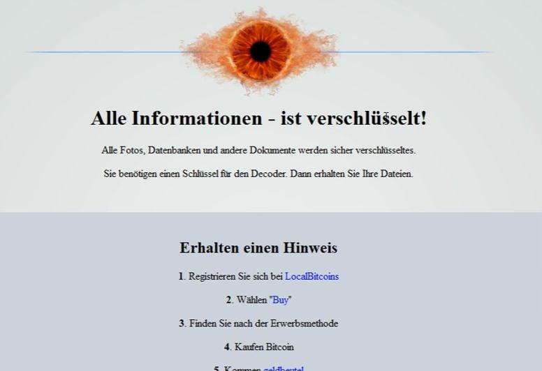 Mordor Ransomware virus