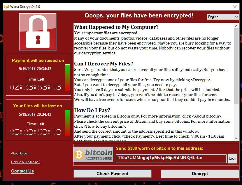 Remove your personal files are encrypted ransomware removal guide wana decrypt0r 20 ransomware virus ccuart Gallery