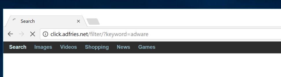 click.adfries.net redirect virus
