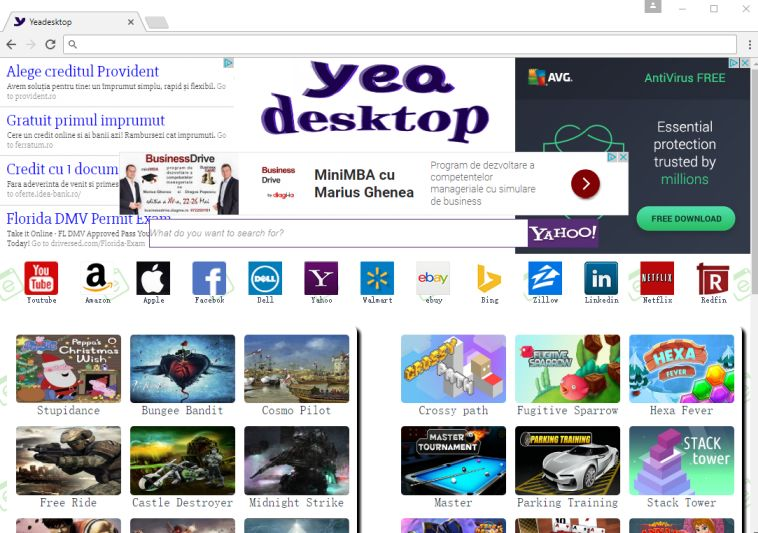 desktop destroyer online