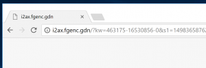 How to remove i2ax.fgenc.gdn redirect (Virus Removal Guide)