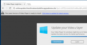 Remove Updatesoft.thebig4updateserver.top adware (Removal Guide)