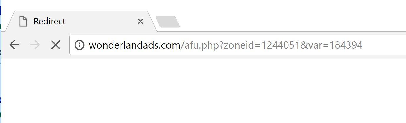 wonderlandads.com virus