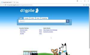 Remove Dogpile Private Search Extension (Virus Removal Guide)