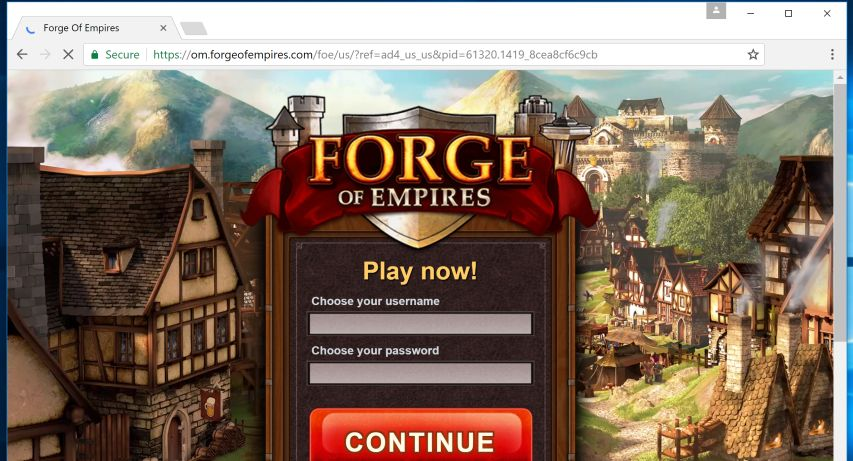 How to remove Forge Of Empires Pop-up Ads (Virus Removal Guide)